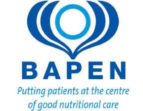 BAPEN logo & website link