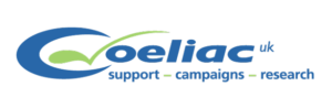 Coeliac UK support-campaigns-research logo