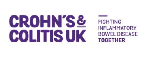 Crohn's & Colitis UK logo & website link