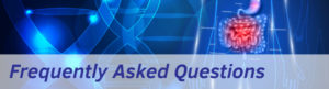 Exeter Gut Clinic Frequently Asked Questions header