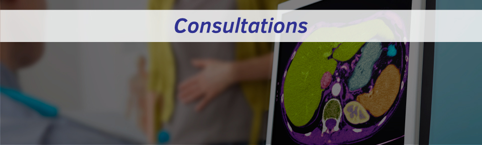 Exeter Gut Clinic patient consultations in Exeter Devon slider