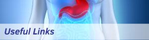 Exeter Gut Clinic useful Gastroenterology links header