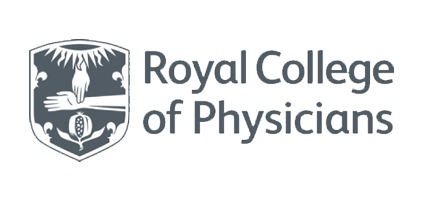 Royal College of Physicians logo & website link