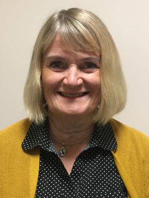 Sally Challis Secretary for Exeter Gut Clinic