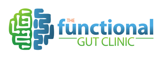 The Functional Gut Clinic logo & website link