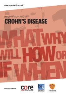 core information about chrohn's disease leaflet download as a pdf