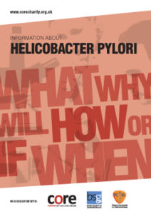 core information about helicobacter pylori leaflet download as a pdf