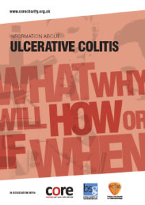 core information about ulcerative colitis leaflet download as a pdf