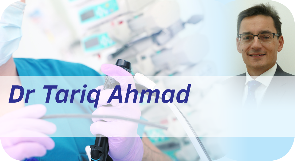 Exeter Gut Clinic Dr Tariq Ahmad Devon Gastroenterologist cta